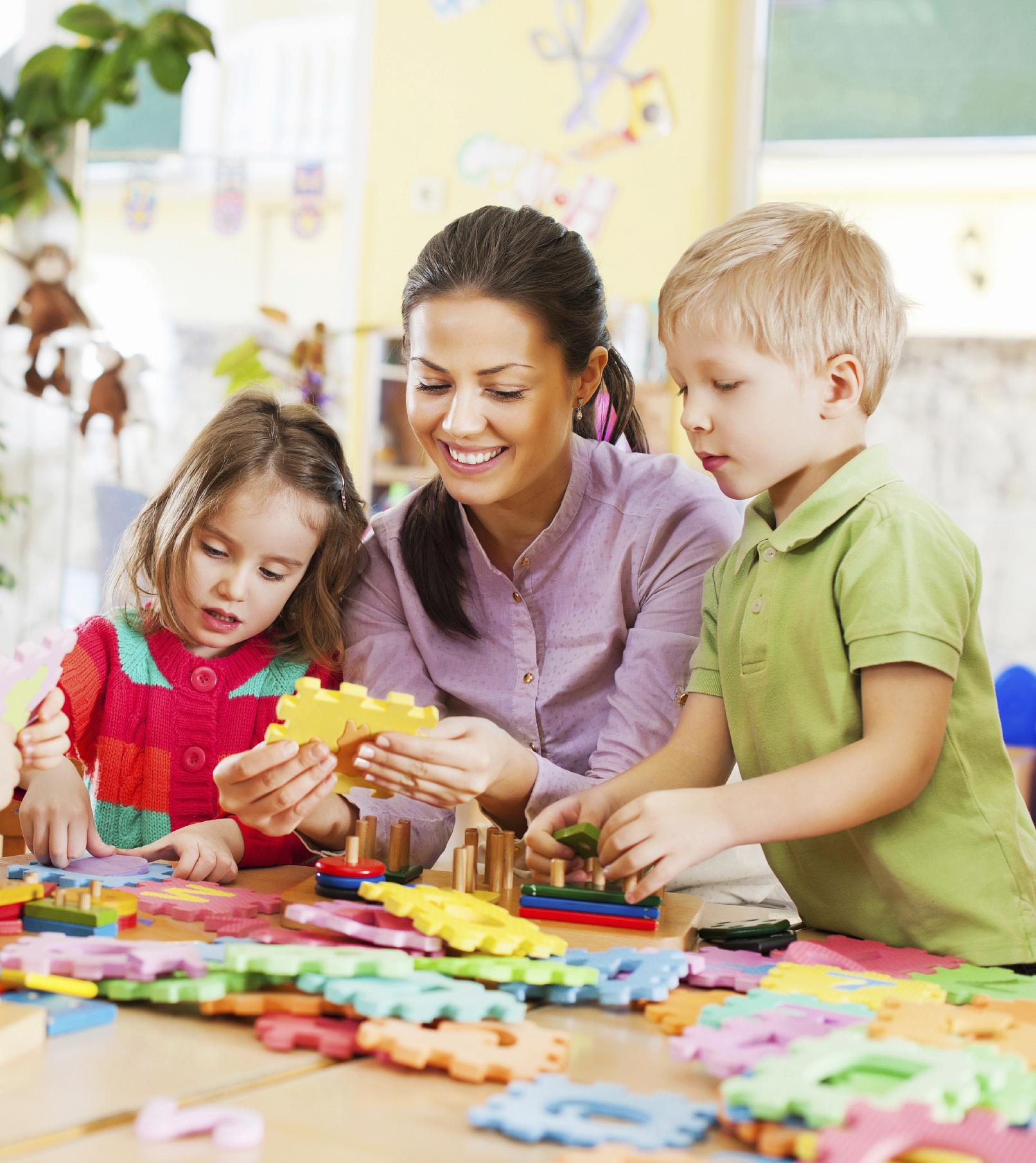 Педагогика и психология дошкольного образования