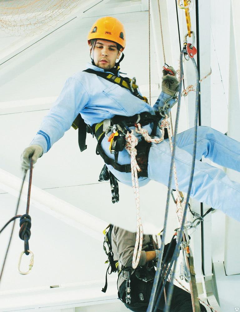Обучение требованиям охраны труда при работе на высоте